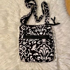 Thirty-one Organizing Shoulder Bag Black Parision